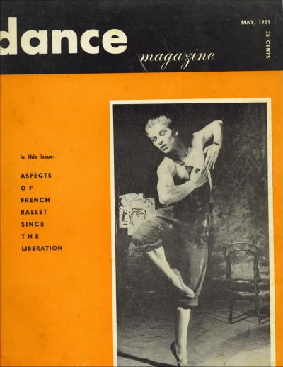 Image for Dance Magazine, May 1951 Volume XXV, Number 5