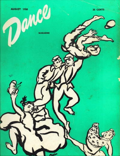 Image for Dance Magazine May 1946 Volume XX, Number 5