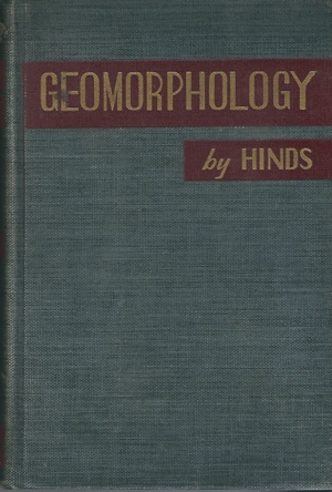 Image for GEOMORPHOLOGY The Evolution of Landscape