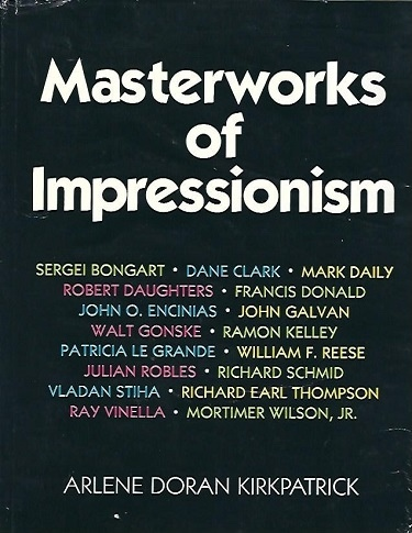 Image for Masterworks Of Impressionism