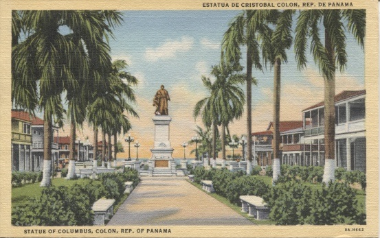 Image for Statue Of Columbus [Panama]