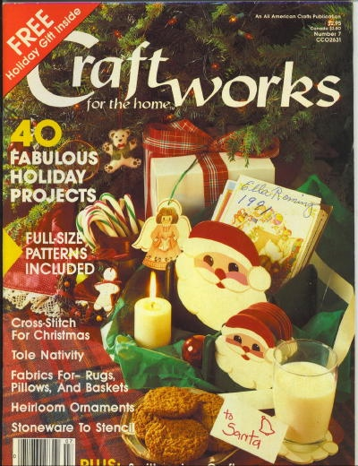 Image for Craftworks For The Home September 1986