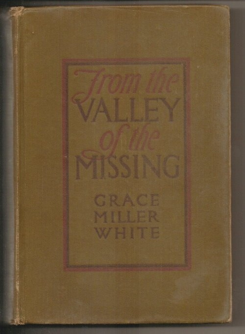 Image for From The Valley Of The Missing