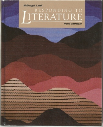 Image for Responding To Literature World Literature
