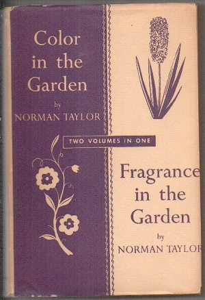Image for Color In The Garden & Fragrance In The Garden Two Volumes in One