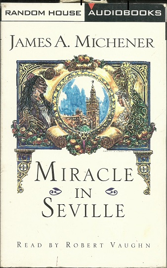 Image for Miracle In Seville (abridged)
