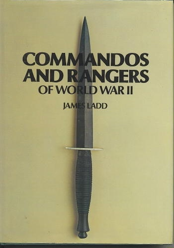 Image for Commandos And Rangers Of World War II