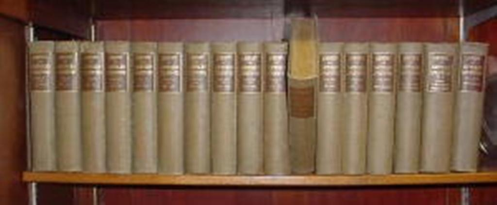Image for Library Of Southern Literature: 17-volume Set