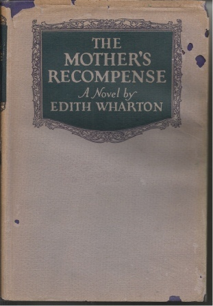 Image for The Mother's Recompense