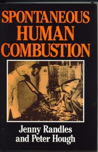 Image for Spontaneous Human Combustion