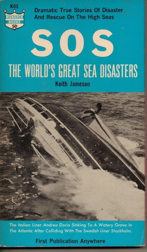 Image for SOS, The World's Great Sea Disasters
