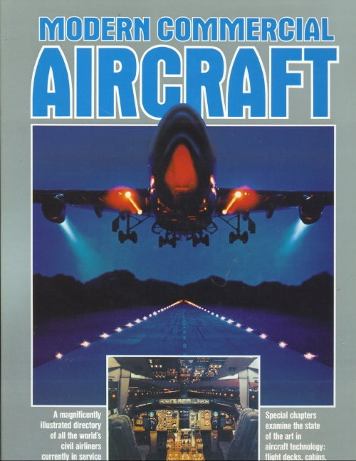 Image for Modern Commercial Aircraft