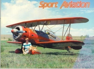 Image for Sport Aviation, February 1989
