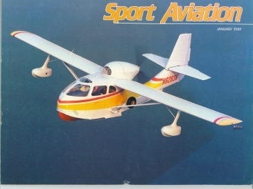 Image for Sport Aviation, January 1989