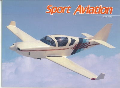 Image for Sport Aviation, June 1990