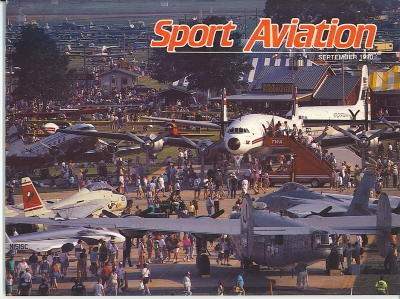 Image for Sport Aviation, September 1990