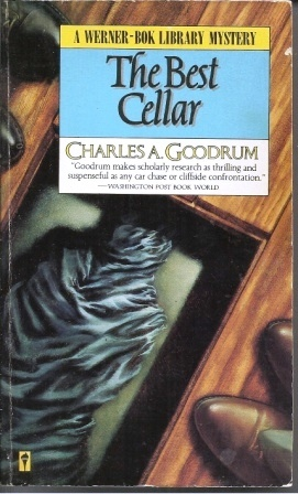 Image for The Best Cellar  A Werner-Bok Library Mystery