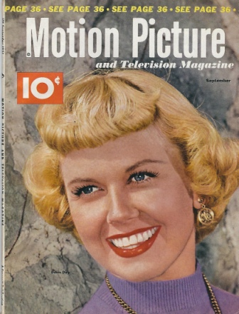 Image for Motion Picture And Television Magazine, September 1951 Doris Day