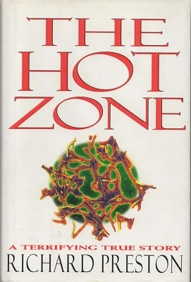 Image for The Hot Zone A Terrifying True Story