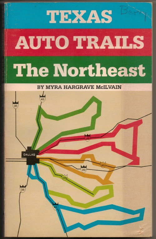 Image for Texas Auto Trails, The Northeast
