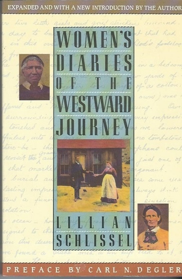 Image for Women's Diaries Of The Westward Journey