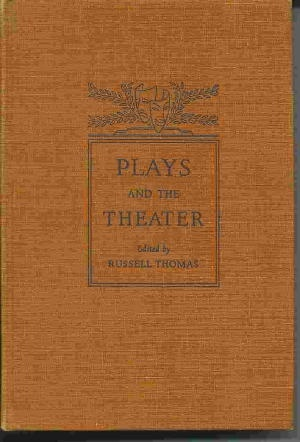 Image for PLAYS AND THE THEATER