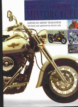Image for The New Illustrated Encyclopedia Of Motorcycles