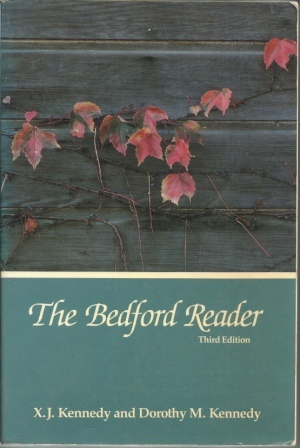 Image for The Bedford Reader