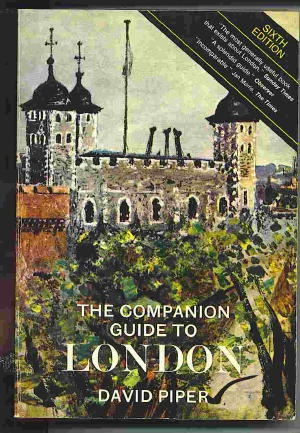 Image for The Companion Guide To London