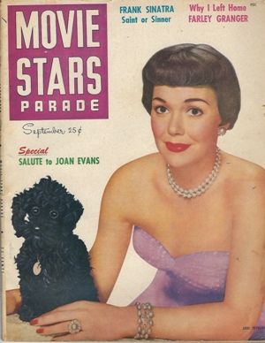 Image for Movie Stars Parade Magazine, September 1950 Jane Wyman