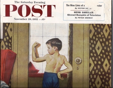Image for Saturday Evening Post. November 29, 1952