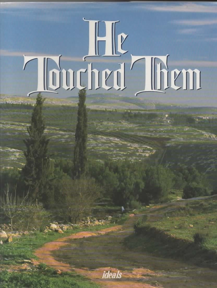 Image for He Touched Them