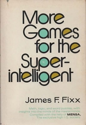 Image for More Games for the Super Intelligent