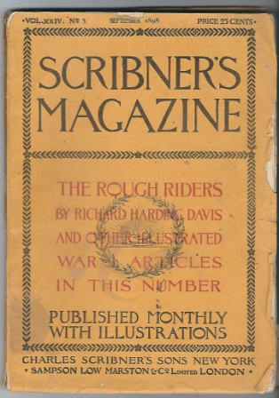 Image for Scribner's Magazine September 1898 Volume XXIV No. 3, Published Monthly with Illustrations