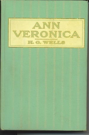Image for Ann Veronica
