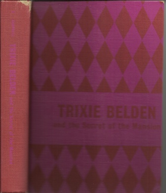 Image for Trixie Belden And the Secret of the Mansion
