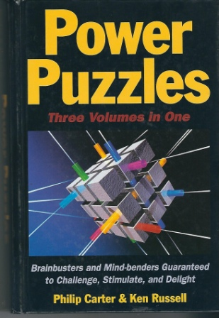 Power puzzles.. Three volumes in one