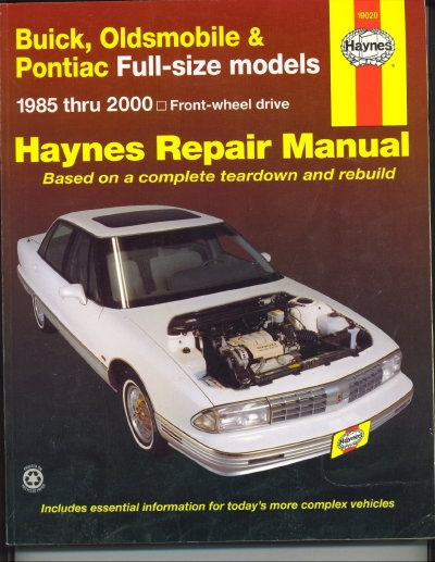 Image for Haynes Repair Manual: