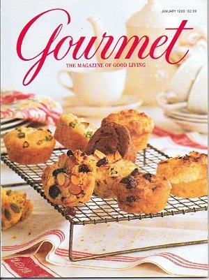 Image for Gourmet: The Magazine Of Good Living January 1999