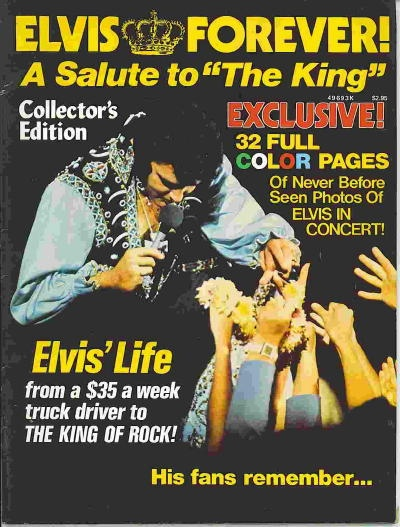 "Image for Elvis Forever! A Salute To ""The King"" Collector's Edition"