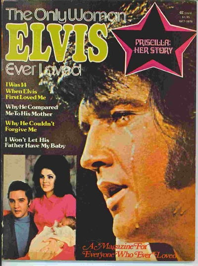 Image for The Only Woman Elvis Ever Loved Priscilla: Her Story