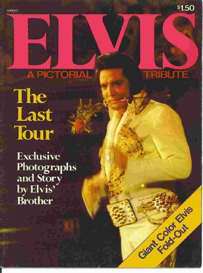 Image for Elvis - A Pictorial Tribute