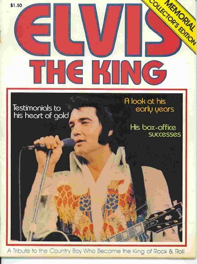 Image for Elvis The King - Memorial Collector's Edition