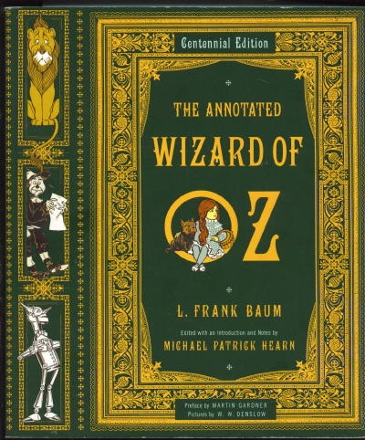 Image for The Annotated Wizard Of Oz
