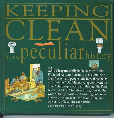 Image for Keeping Clean, A Very Peculiar History