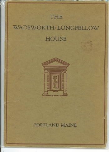 Image for The Wadsworth-longfellow House