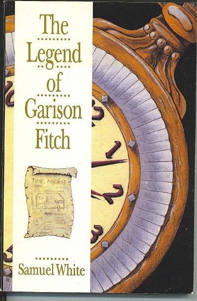 Image for The Legend Of Garison Fitch