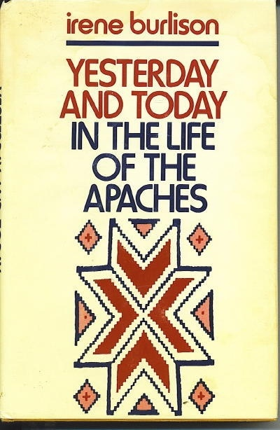 Image for Yesterday And Today In The Life Of The Apaches