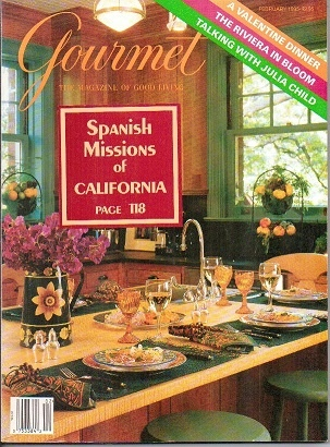 Image for Gourmet: The Magazine Of Good Living February 1995