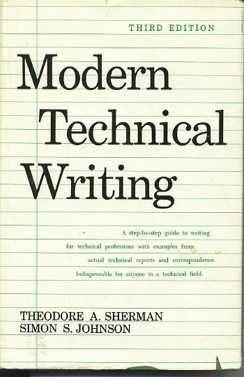 Image for Modern Technical Writing